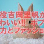 【人気女優】吉岡里帆髪型のボブカットが今とても人気らしい!