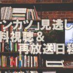 吉岡里帆ドラマ「ケンカツ」再放送見逃した!動画無料視聴&再放送日程!【1話から最終回まで】