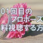 【歴代月9ドラマ】武田鉄矢「101回目のプロポーズ」今すぐ無料視聴!再放送見逃し配信中!
