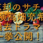 【人気女優】結論高畑充希はかわいい!過去ドラマ「朝ドラごちそうさん」の魅力!
