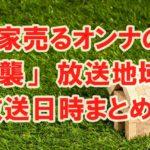 北川景子ドラマ「家売るオンナの逆襲」見逃した!放送地域・放送時間・放送日を調査!