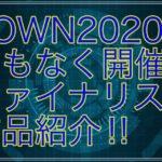 SOWN2020まもなく開催‼︎ファイナリスト作品紹介‼︎
